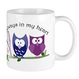 Owlways in my heart Coffee Mug