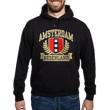 Amsterdam Nederland Hoodie