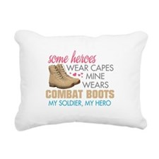 boots1.png Rectangular Canvas Pillow