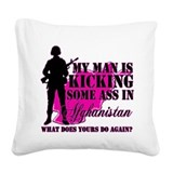 afg.png Square Canvas Pillow