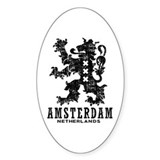 Amsterdam Netherlands Decal