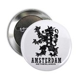 "Amsterdam Netherlands 2.25"" Button"