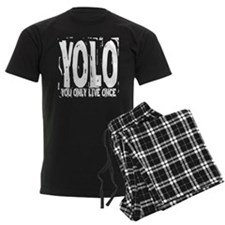 YOLO: You Only Live Once Pajamas