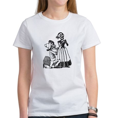 Calavera of Cupid Women's T-Shirt