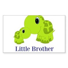 Little Brother BabyTurtle Decal