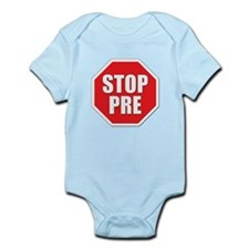 Stop Pre Prefontaine Infant Bodysuit