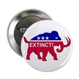 "GOP Extinct! 2.25"" Button"