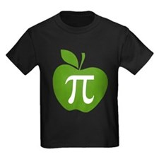 Green Apple Pi Math Humor T