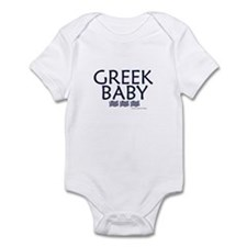 Greek Baby Infant Creeper