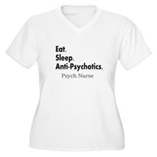 Eat sleep anti-psychotics.PNG T-Shirt
