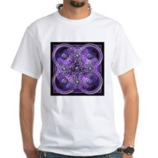 Purple Celtic Tapestry Shirt