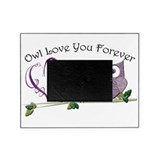 Owl Love You Forever Picture Frame