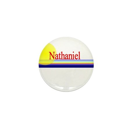 Nathaniel Mini Button