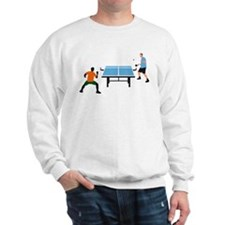 table tennis Sweatshirt