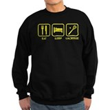 Eat Sleep Lacrosse Sweatshirt