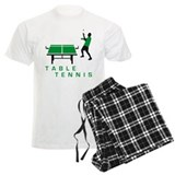 table tennis Pajamas