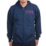 Eat Sleep Pharm Zip Hoody