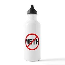 Anti / No Meth Water Bottle