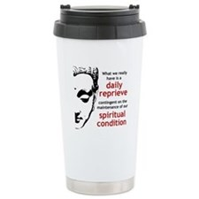Spiritual Condition Travel Mug