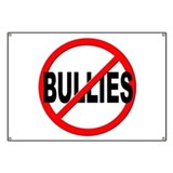 Anti / No Bullies Banner