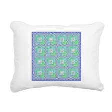 design Rectangular Canvas Pillow