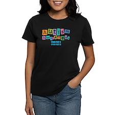 Personalize Autism Awareness Tee