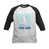 SAILBOAT DIAGRAM (technical design) Tee