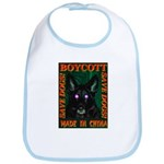 Boycott Made In China Save Do Bib