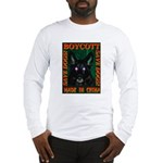 Boycott Made In China Save Do Long Sleeve T-Shirt