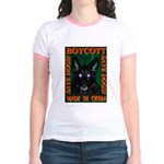 Boycott Made In China Save Do Jr. Ringer T-Shirt