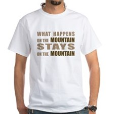 What Happens On The Mountain. Shirt