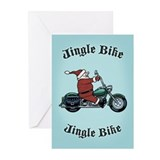 Jingle Bike Greeting Cards (Pk of 10)