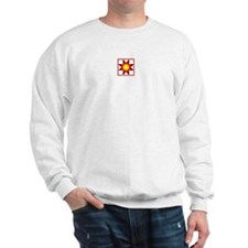 Star Quilt Network Logo Sweatshirt