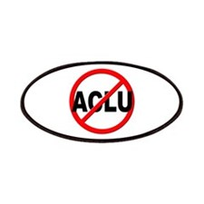 Anti / No ACLU Patches