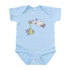Robot Baby Delivery! Infant Bodysuit