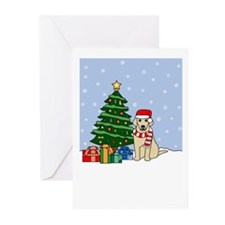 Yellow Lab Holiday Greeting Cards (Pk of 10)