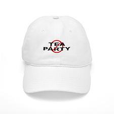 Anti / No Tea Party Baseball Cap