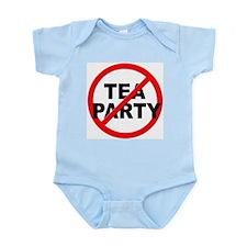 Anti / No Tea Party Infant Bodysuit