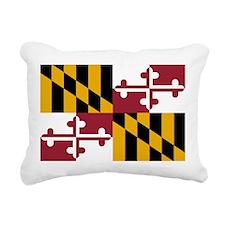 Maryland.png Rectangular Canvas Pillow