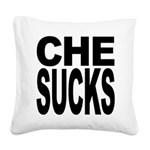 chesucks.png Square Canvas Pillow