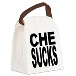 chesucks.png Canvas Lunch Bag