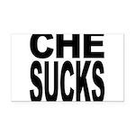 chesucks.png Rectangle Car Magnet