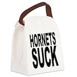 hornetssuck.png Canvas Lunch Bag