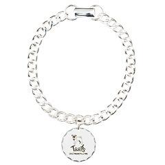 TU_logo_color.jpg Charm Bracelet, One Charm