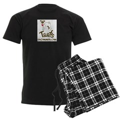 TU_logo_color.jpg Men's Dark Pajamas