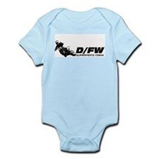 Super Moto Crew Infant Bodysuit