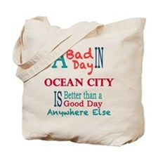 Ocean City Tote Bag