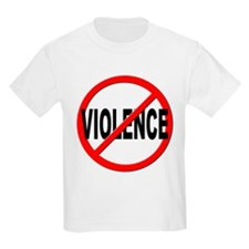 Anti / No Violence T-Shirt