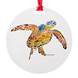 Sea Turtles Ornament