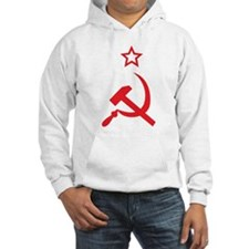 Star, Hammer and Sickle Hoodie